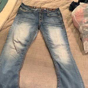 Rock Revival women's jeans size 34